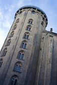 Round Tower Copenhagen — Stock Photo