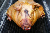 Barbeque pig — Stockfoto