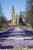 Kopenhaga Rosenborg — Zdjęcie stockowe