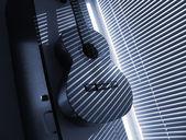 吉他 — 图库照片