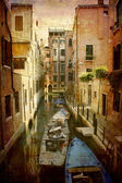 Narrow canal Venice — Stock Photo