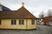 Hans Christian Andersen — Zdjęcie stockowe