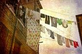 Lavagem de veneza — Fotografia Stock