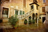 Nice mansion Venice — Stock Photo