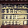 Stock Photo: Antique cupboard