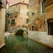 Stock Photo: Ponte Storico Venice