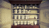 Antique cupboard — Stock Photo