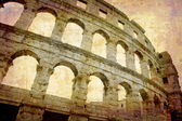 Coliseum Pula — Stock Photo