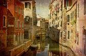 Nice view urban Venice — Stock Photo