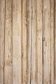 Old wooden background with vertical boards — Stock Photo
