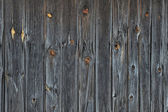 Old wooden background with vertical boards boards — Stock Photo