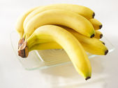 A bunch of bananas — Stock Photo