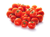 Many fresh tomatoes — Stock Photo