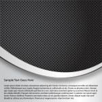 Metallic steel grid background — Stock Vector