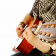 Guitarist — Stock Photo #6060444