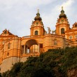 The monastery of Melk - Austria — Stock Photo