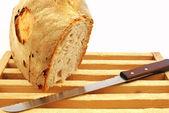 Hembakat bröd — Stockfoto