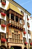 The Golden Roof - Innsbruck - Austria — Stock Photo