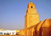 Muralhas da medina de kairouan - Tunísia — Fotografia Stock
