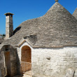 The Trulli of Alberobello - Apulia - Italy — Stok fotoğraf