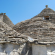 The Trulli of Alberobello - Apulia - Italy — Stockfoto