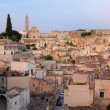 "The ""Sassi of Matera"" at sunset — Stock Photo #6717170"