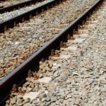 Exchange rail tracks — Stock Photo #6731083