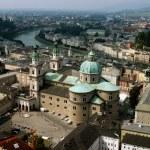 Landascape of Salzburg — Stock Photo