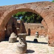 Romruins - Homes and shops — Stok Fotoğraf #6732079
