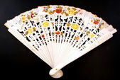 Souvenirs - Fan - Spain — Stock Photo