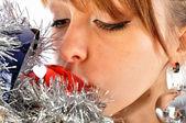 素敵なクリスマス プレゼント — ストック写真