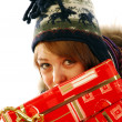 Full of gifts — Stock Photo #6743530