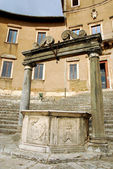 City of Palestrina - Monument - 007 — 图库照片