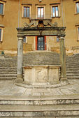 City of Palestrina - Monument - 009 — 图库照片