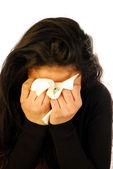 冷たいまたは泣いている 004 — ストック写真