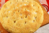 Italian Focaccia 003 — Stock Photo