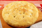 Italian Focaccia 004 — Stock Photo