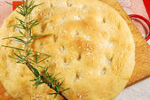 Italian Focaccia 006 — Stock Photo