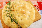 Italian Focaccia 007 — Stock Photo