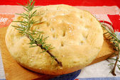 Italian Focaccia 008 — Stock Photo