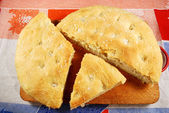 Italian Focaccia 014 — Stock Photo