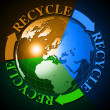 World recycle - Lizenzfreies Foto