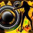 Disco music - Stockfoto