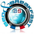 Постер, плакат: Bed & Breakfast France