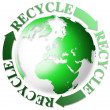 World recycle — Stock fotografie #5903388