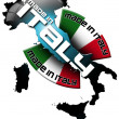 Made in Italy - Stockfoto
