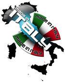 Made in Italy — Zdjęcie stockowe