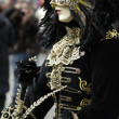 masque de carnaval de Venise — Photo #5825701