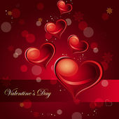 Valentine's Day — Stockvector