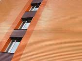 Orange wall — Stock Photo